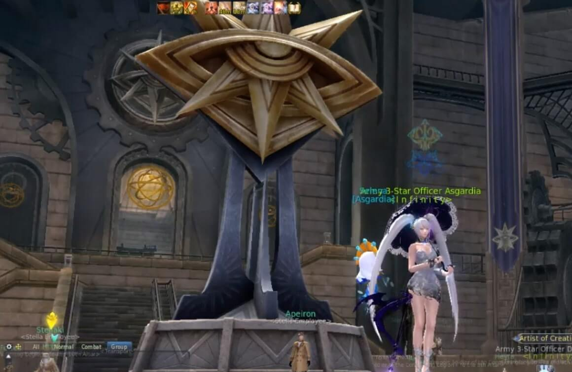 Das Aion Kinah Online Game im Test