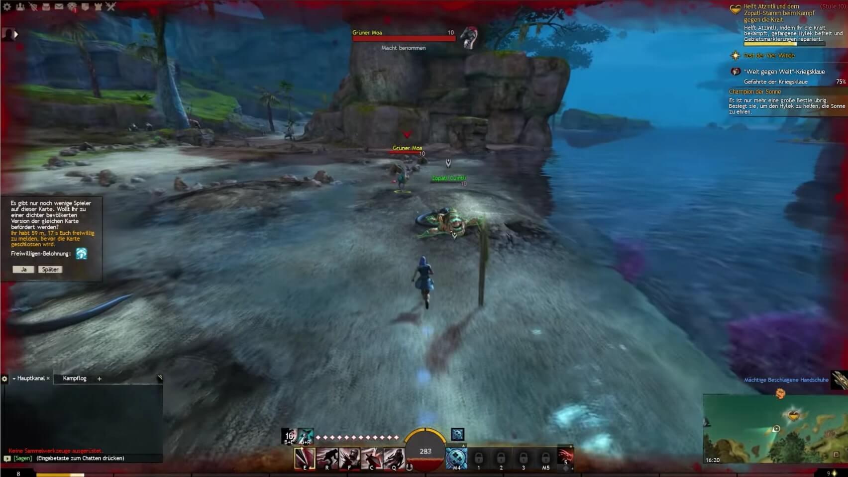 Spielmodus Guild Wars 2